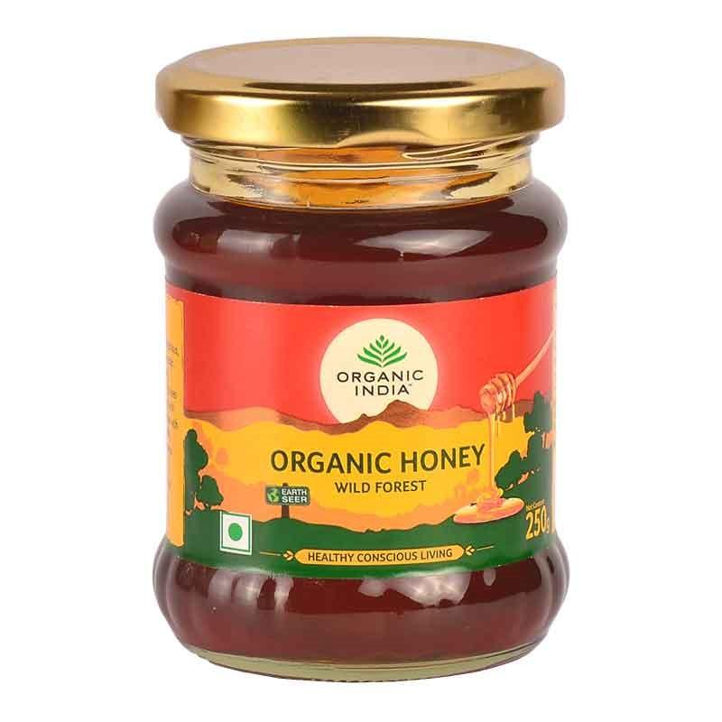 ORGANIC HONEY WILD FOREST 250 GRAM